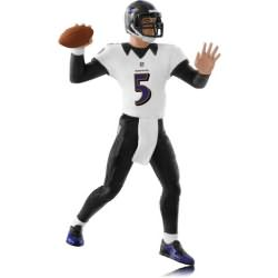 2014 Football - Joe Flacco Hallmark Ornament