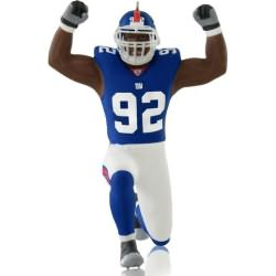 2014 Football - Michael Strahan Hallmark Ornament