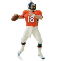 2014 Football - Peyton Manning Hallmark Ornament