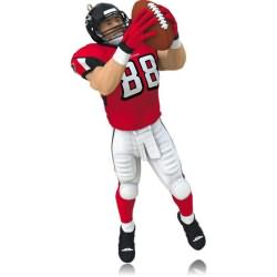 2014 Football - Tony Gonzalez - Atlanta Hallmark Ornament