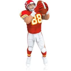 2014 Football - Tony Gonzalez - Kc Hallmark Ornament