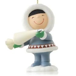 2014 Frosting Frosty Friend Hallmark Ornament
