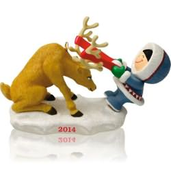 2014 Frosty Friends #35 Hallmark Ornament