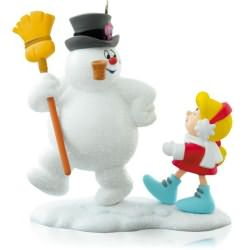 2014 Frosty The Snowman - A Frosty Parade Hallmark Ornament