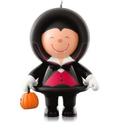 2014 Halloween - Frosty Halloween Fun Hallmark Ornament