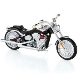 2014 Harley Davidson #16 - 2013 Cvo Breakout Hallmark Ornament