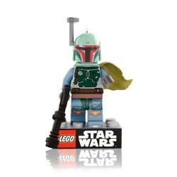 2014 Lego -boba Fett - Star Wars Hallmark Ornament