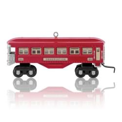 2014 Lionel 601 Observation Car Hallmark Ornament