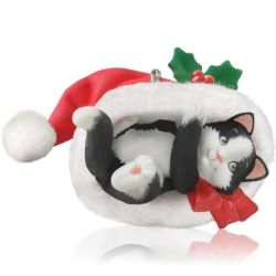 2014 Mischievous Kittens #16 Hallmark Ornament
