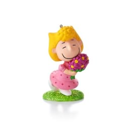 2014 Peanuts #10 - Sally's Spring Bouquet Hallmark Ornament