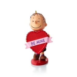 2014 Peanuts # 7 - Linus's Big Heart Hallmark Ornament