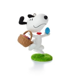 2014 Peanuts # 9 - It's The Easter Beagle Hallmark Ornament