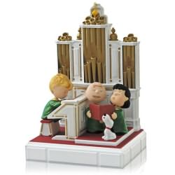 2014 Peanuts - Hark Music Fills The Air Hallmark Ornament