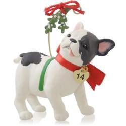 2014 Puppy Love #24 Hallmark Ornament