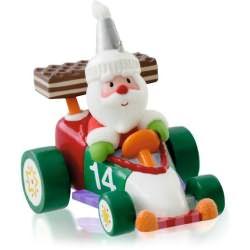 2014 Santas Sweet Ride #8 Hallmark Ornament