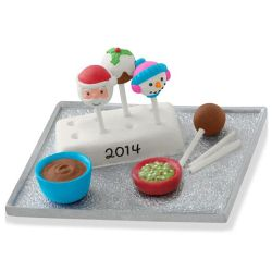 2014 Seasons Treatings #6 - Cake Pops Hallmark Ornament