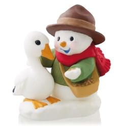 2014 Snow Buddies #17 - Goose Hallmark Ornament