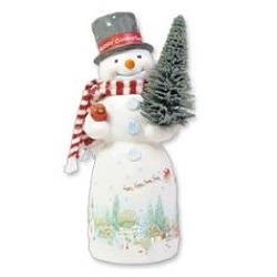 2014 Snowtop Lodge - Douglas J. Spruce Hallmark Ornament