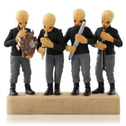 2014 Star Wars - Cantina Band Hallmark Ornament
