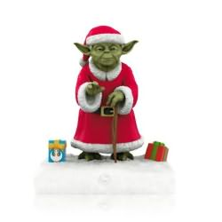 2014 Star Wars - Yoda Peekbuster Hallmark Ornament