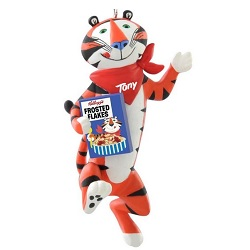2014 Tony The Tiger Hallmark Ornament