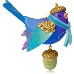 2014 Twelve Days Of Christmas #4 Hallmark Ornament