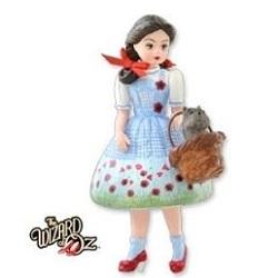 2014 Wizard Of Oz - Dorothy In The Poppy Fields - Ltd Hallmark Ornament