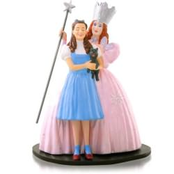 2014 Wizard Of Oz - Theres No Place Like Home Hallmark Ornament