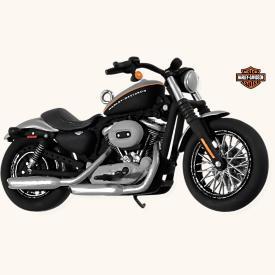 Harley Davidson #10 - 2008 Xl 1200n Sportster Hallmark Ornament