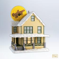 The House On Cleveland Street Hallmark Ornament