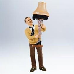 The Leg Lamp Hallmark Ornament